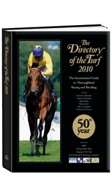Directory of the Turf 2010