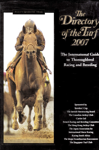 Directory of the Turf 2007