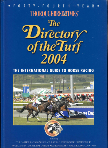 Directory of the Turf 2004