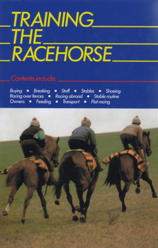 Fitzgeorge-Parker: Training the Racehorse